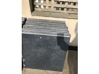 Outdoor granite tiles