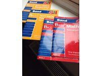 11+ practice books (various)