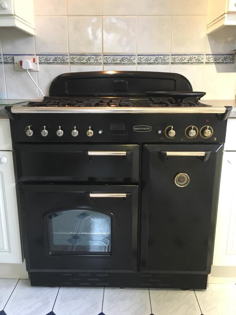 Rangemaster Cooker Classic 90