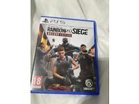 Rainbow Six: Siege PS5 game