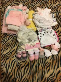 Newborn&up to one month bundle