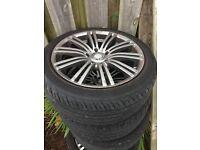 alloy wheels 18 s 5 x 108