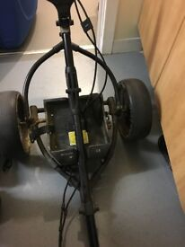 Golf trolley electric motocaddy s1.FOR SALE OR SWAP