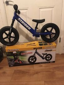Kids strider bounce bike