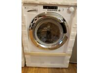 Candy ALISÉ GVSW 496DC Front-Loading Electric Washer/Dryer - 9 kg/6 kg - White
