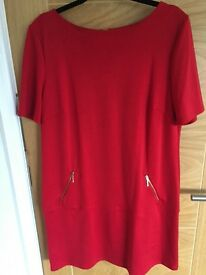 Modern ladies' dresses in great condition size 16 can separate for £7 each! Real bargains!