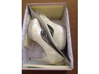 Rainbow club ivory shoes