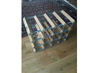 Wine rack - 16 bottle capacity