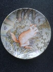 Zoe Stokes 'Tarzan' Limited Edition Collector's Plate