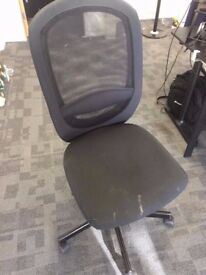 Used Office Chairs/ Furniture