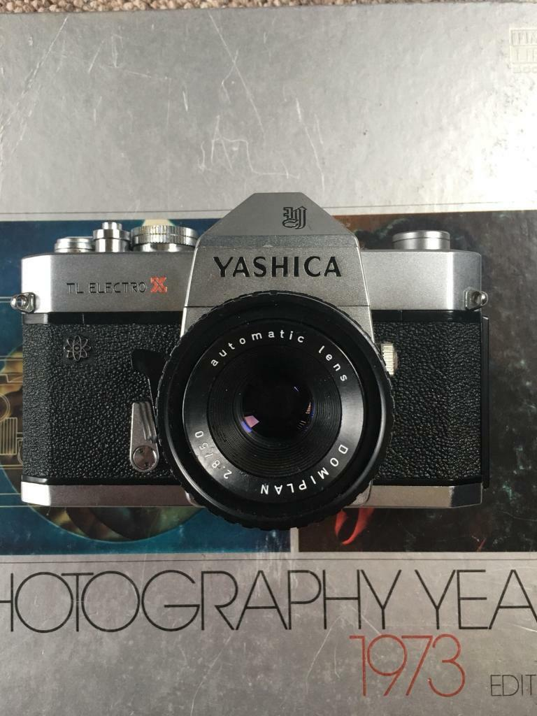 35mm Film Camera Yashica TL electro x retro cool | in Inverness ...