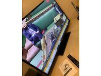 50 INCH FULL HD 1080P LED TV FREE VIEW HD 3 X HDMI 2 X USB ENERGY RATING A++