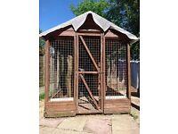 Dog Run/kennel/enclosure