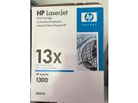 HP laserjet ink