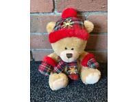Christmas Teddy Bear collection Beighton near Lingwood