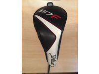 TITLEIST 917 F2 - Golf No3 Wood 16.5 R/H Flex Reg *Mint Cond*