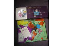 Diplomacy board game 1971