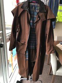 P.G field wax coat for sale