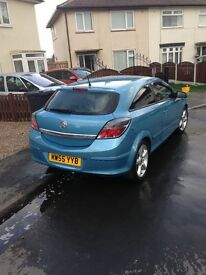 Rare Vauxhall Astra 1.7 cdti sri for any more info call me on 07707417279