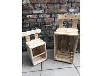 Garden bar stools