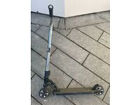 Black MGP VX7 Stunt Scooter - Used In Good Condition - Age 6-10