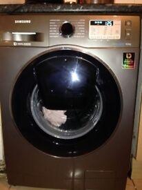 1 week old washing machine