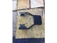 HONDA CB125f LUGGAGE RACK TOP BOX