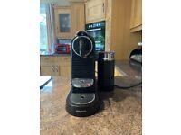 Nespresso Magimix Coffee Machine incl 40 capsules