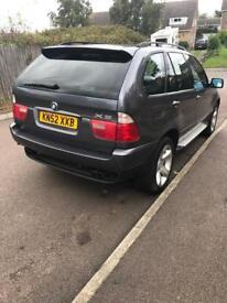 BMW X5 full 12 mot