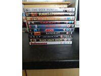 Set of dvds (2)