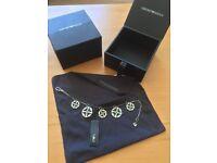 Silver Ladies Emporio Armani Bracelet