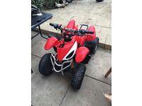 Apache 50cc quad bike, Runs perfect