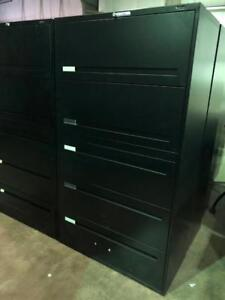 Global Boulevard 5 Drawer Lateral File - $325
