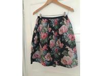 Pretty floral Cath Kidston Skirt XS