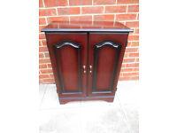 Lovely mahogany cabinet