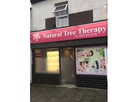 Natural tree therapy
