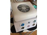 Absorb dust machine