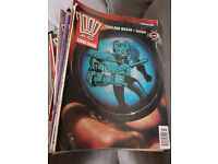 2000ad job lot