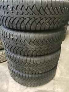 4 nokian hakapellitta 215/70r16 winter tires