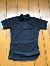 Cycling half zip jersey