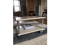 REDUCED Habitat Coffee Media TV Table (retro vintage Scandi Minimalist table modern contemporary)