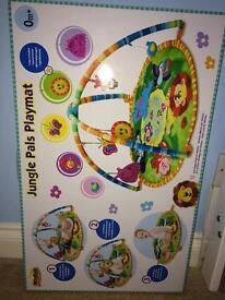 Winfun jungle pals playmat 0m+