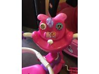 Minnie Mouse trike bike