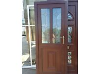 Mahogany doors 2nd hand
