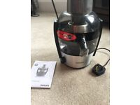 Philips Juicer model HR1836
