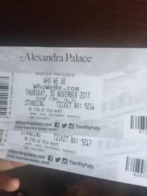 Who we be Alexander Palace