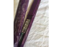 Limited addition GHD hair straighteners