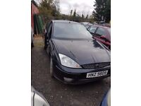 2002 FORD FOCUS 1.8 TDDI BREAKING FOR PARTSW