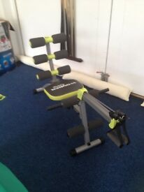 Wonder Core II - 10 in 1 Fitness Machine