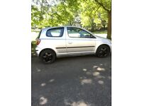 Toyota Yaris 1.3 fully automatic sale
